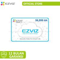 Ezviz Cloud Storage 24 Jam Rekaman Full 7 Hari Langganan 1 Bulan