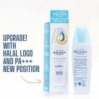 sunscreen Skin Aqua Moisture milk spf 50