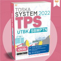 Bebas Toska System UTBK SBMPTN TPS 2022