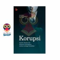 Buku Korupsi - Tolib Effendi
