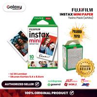 Fujifilm Instax Mini Paper Twinpack - 20 Lembar