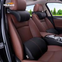 Space Memory Foam Car Lumbar Support Auto Neck Pillow Headrest Head