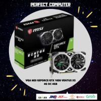 MSI GTX 1650 VENTUS XS OC EDITION GTX1650 4G DDR5