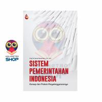 Buku SISTEM PEMERINTAHAN INDONESIA