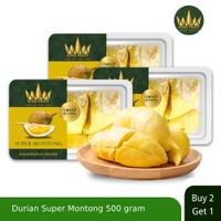 King Fruit Buy 2 Get 1 Free Durian Super Montong Premium Durian