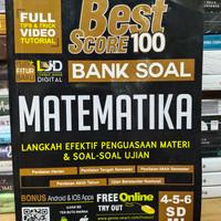 Buku BANK SOAL MATEMATIKA UNTUK SD KELAS 4, 5, 6