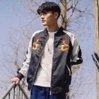 Jacket Sukajan Japan Naga Daily Based X-Urband Official Original A152