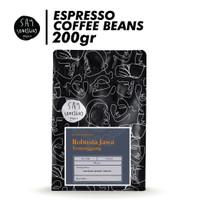 Kopi Jawa Temanggung 200 Gram (Biji Kopi Robusta - Espresso)