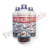 Red Bluedox / Obat Anti Jamur, Parasit dan Bakteri 1000ml
