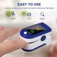 Oxymeter Fingertip Pulse Oximeter Blood Oxygen Saturation-Heart Rate