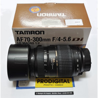 Lensa TAMRON AF 70-300 70-300mm f/4-5.6 Di LD Macro for Dslr NIKON