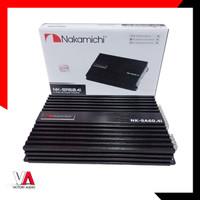 Power Amplifier Audio Mobil 4 Channel Nakamichi NK-SA60.4i 4CH Garansi