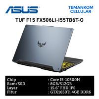 Laptop Gaming ASUS TUF F15 FX506LI-I55TB6T-O core I5 8GB 512GB GTX1650