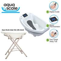 Aqua scale 3in1 baby bath mandi digital scale