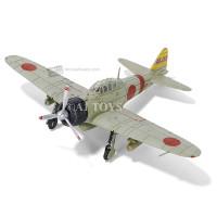 Diecast Pesawat A6M2 Zero Shigeru Itaya Forces of Valor 12 cm 1:72