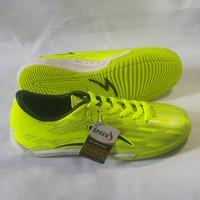 sepatu futsal specs dewasa 39-43 varian 4 warna sol fuul jahit bosque - Hijau/stabilo, 39