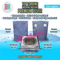 COVER MESIN CUCI SATU TABUNG BUKAAN ATAS / TOP LOADING