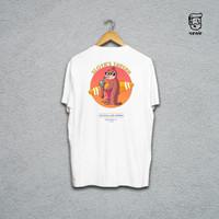Kaos Sloth Venir - Baju Basic T-shirt Pria/Wanita Murah Kaus Atasan