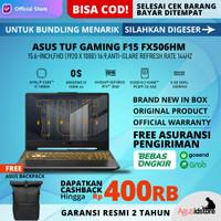 ASUS TUF F15 FX506HM Core i7-11800H RTX 3060 144Hz 8GB 512GB SSD