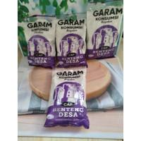 Garam Dapur Beryodium 1Kg @pcs 250 gram