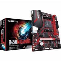 Gigabyte B450M Gaming Mainboard Soket AM4 AMD Motherboard B450M
