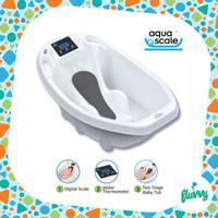 Aquascale 3 in 1 Digital Baby Bath | Aqua Scale | Bak Mandi Bayi