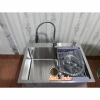 LARIS Bak Cuci Piring Set Sink kitchen sink westafel afur stainles