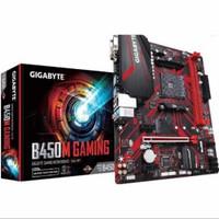 Gigabyte Mainboard E450M Gaming Soket AM4