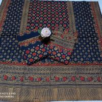 kain batik sarimbit bahan katun motif jupri sembagi cirebon trusmi