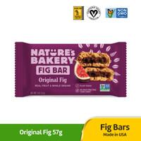 Fig Bar Original 57g / Camilan panggang buah Fig / Pie Vegan