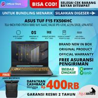ASUS TUF F15 FX506HC i7 11800H RTX 3050 144Hz 8GB 512GB 15.6 W10 - NON Bundle