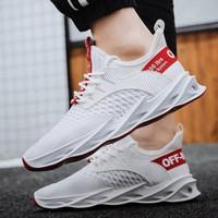 Sepatu Sneakers Pria (ST20) - Putih, 39