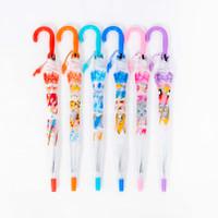 Payung anak transparan dof animal / GRC - 601/603