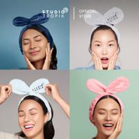 STUDIO TROPIK Skincare Headband Bunny