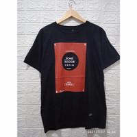 kaos pria kaos distro bandung t shirt cowok baju distro murah original - MOTIF B, L