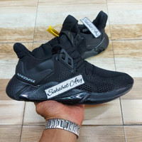 Sepatu Adidas Alphabounce Instinct M Triple Black