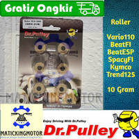 Roller 1814 VARIO110 VARIO-FI BEAT-FI SPACY-FI DR PULLEY 7gr sd 15gr - 10gr