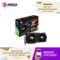 MSI RTX 3060 Gaming X 12GB DDR6