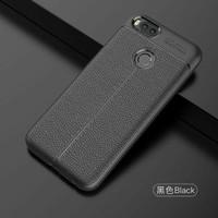Xiaomi Mi A1 / Redmi 5x Auto Focus Leather Soft Case