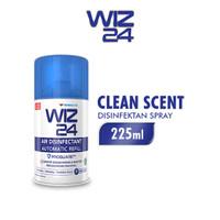 WIZ24 Disinfectant AEROSOL 225ml Air Sanitizer WIZ 24 Automatic Refill