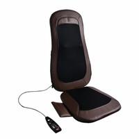kursi pijat listrik shiatsu 3D untuk dirumah/dimobil - Lexata