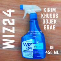WIZ24 disinfectant all surface spray & clean 450 ml Bandung - Clean Scent