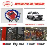 Selang Rem Hel Brake line Hel toyota Land Cruiser VX 200