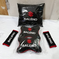 BANTAL MOBIL SUZUKI BALENO 3IN1,