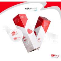 Masker Evo Plusmed Special Edition Merah Putih 4ply Isi 20Pcs