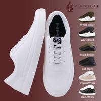 DEDRICK |ManNeedMe x NAZ| Sepatu Sneakers Pria Casual ORIGINAL