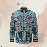 bahan kain batik tulis katun premium motif terbaru ayam Artha 67