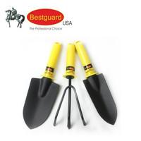 Bestguard Set 3pcs / Garden Tools Set 3pcs Alat Kebun Sekop Mini Garpu
