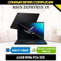 ASUS ROG ZEPHYRUS M16 GU603HE i7-11800H 16GB 512GB RTX3050TI 4GB 165HZ