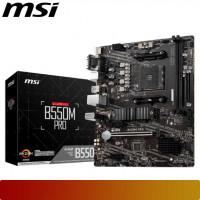Motherboard MSI B550M PRO AMD socket AM4
